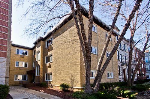 1435 W Belle Plaine Unit 2F, Chicago, IL 60613 Graceland West