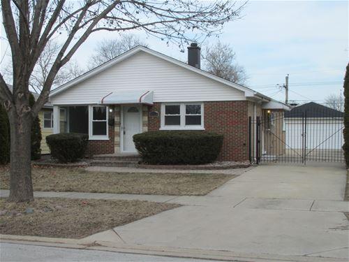 8713 Sproat, Oak Lawn, IL 60453