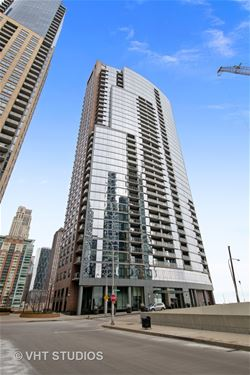 450 E Waterside Unit 709, Chicago, IL 60601 New Eastside