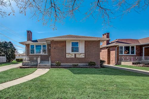 10261 Dickens, Westchester, IL 60154