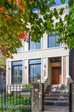 2046 W Churchill, Chicago, IL 60647 Bucktown