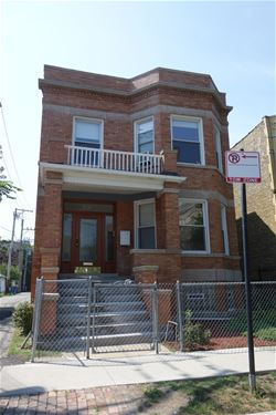 1415 W Gregory Unit 1ST, Chicago, IL 60640 Andersonville