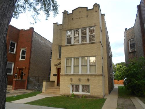 4431 N Springfield, Chicago, IL 60625