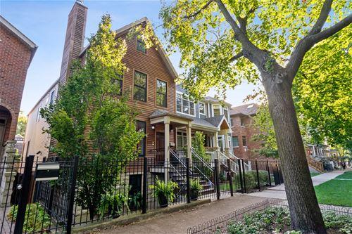 2137 W Fletcher, Chicago, IL 60618 Hamlin Park