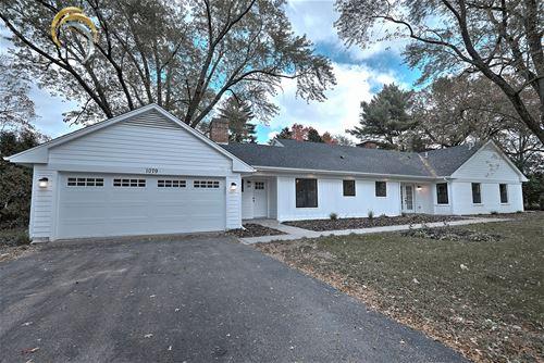 1079 Old Elm, Glencoe, IL 60022