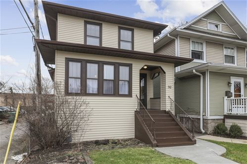 512 Clarence, Oak Park, IL 60304