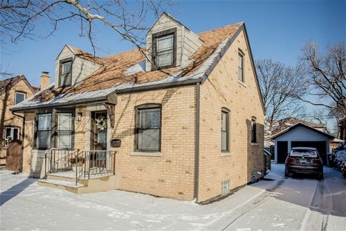6133 N Canfield, Chicago, IL 60631 Norwood Park