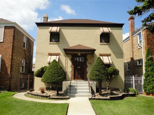 8116 S Fairfield, Chicago, IL 60652