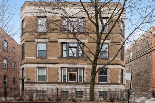 807 W Newport Unit 2, Chicago, IL 60657 Lakeview