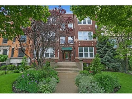 4340 N Sheridan Unit 2S, Chicago, IL 60613 Uptown