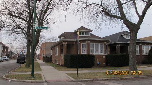 5658 S Richmond, Chicago, IL 60629 Gage Park