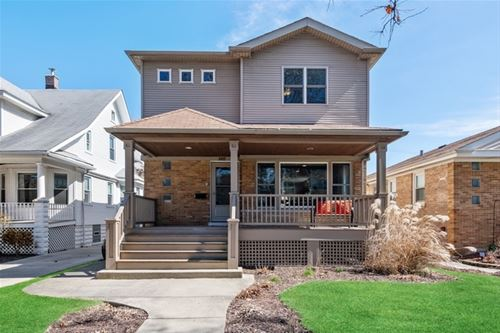 3927 N Lawndale, Chicago, IL 60618 Irving Park