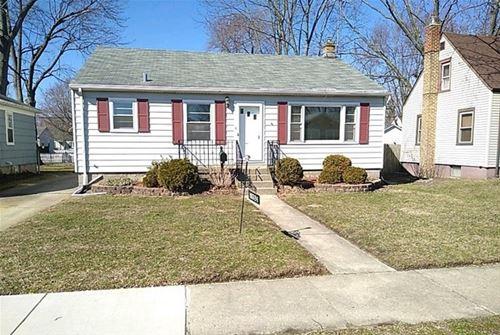 18324 Ridgewood, Lansing, IL 60438