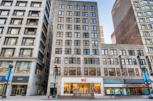 20 N State Unit 612, Chicago, IL 60602 The Loop