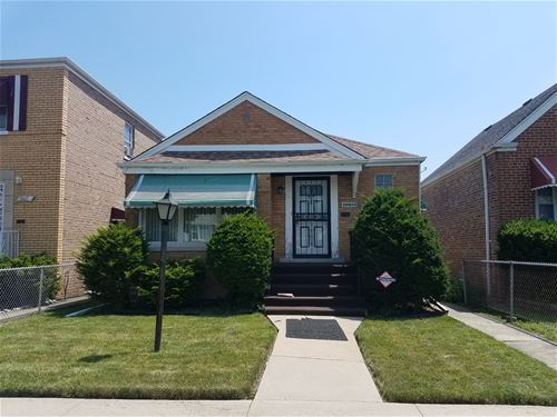 10615 S Indiana, Chicago, IL 60628 Rosemoor