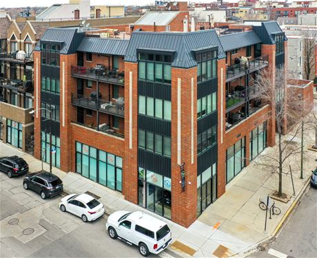 1600 N Bell Unit 4A, Chicago, IL 60647 Bucktown