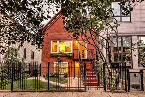 1736 N Wilmot, Chicago, IL 60647 Bucktown
