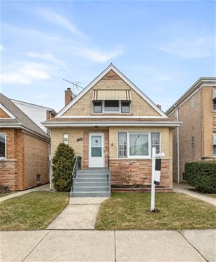 5541 N Major, Chicago, IL 60630 Jefferson Park