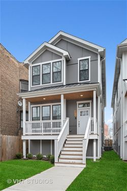 4017 N Harding, Chicago, IL 60618 Irving Park
