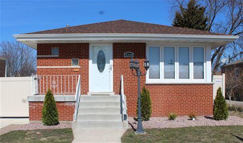 5344 Oakdale, Oak Lawn, IL 60453