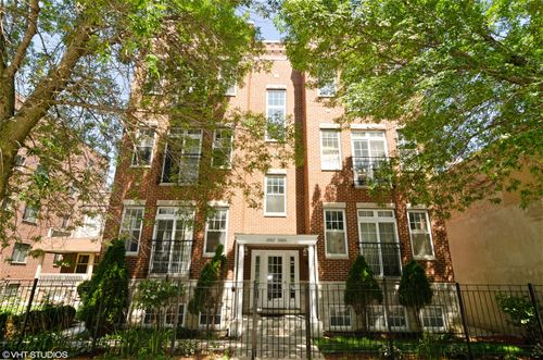 2662 W Montrose Unit 1, Chicago, IL 60618 Albany Park