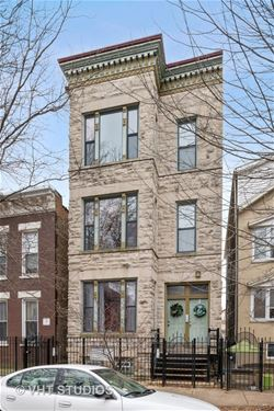 1633 W Huron Unit 1F, Chicago, IL 60622 East Village