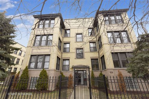 4817 N Kimball Unit 3, Chicago, IL 60625
