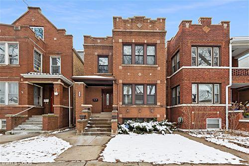 3422 N Hamlin, Chicago, IL 60618 Avondale