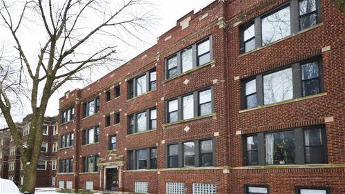 1517 W Arthur Unit 1, Chicago, IL 60626 Rogers Park