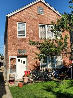 3654 S Paulina, Chicago, IL 60609 McKinley Park