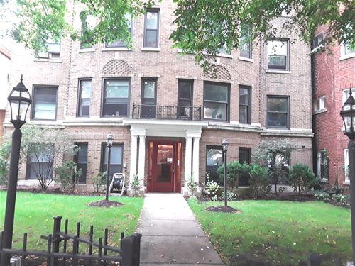 1220 W Sherwin Unit 1E, Chicago, IL 60626 Rogers Park