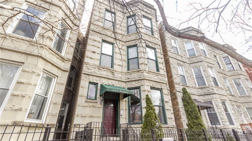1119 N Winchester Unit 1, Chicago, IL 60622 East Village
