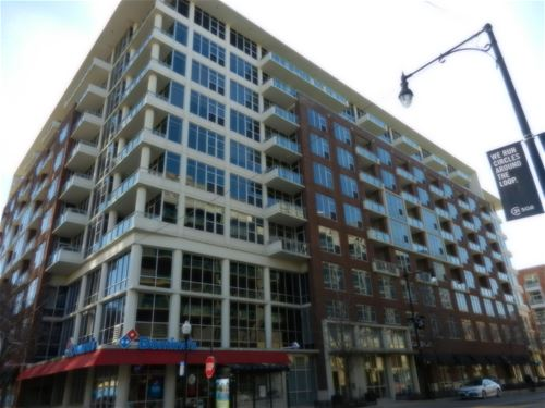 901 W Madison Unit 814, Chicago, IL 60607 West Loop