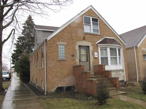 3647 N Odell, Chicago, IL 60634 Belmont Heights