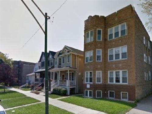 4342 N Mozart Unit 1, Chicago, IL 60618 Irving Park