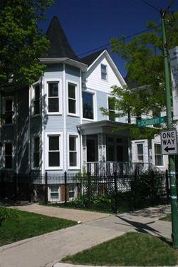 2700 N Monticello Unit 2, Chicago, IL 60647 Logan Square