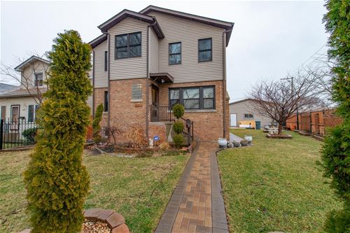 5501 N Mont Clare, Chicago, IL 60656 Norwood Park