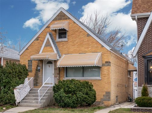 2949 N Nagle, Chicago, IL 60634 Montclare
