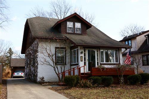 663 S Hawthorne, Elmhurst, IL 60126