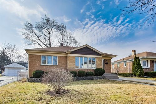 11121 Shakespeare, Westchester, IL 60154