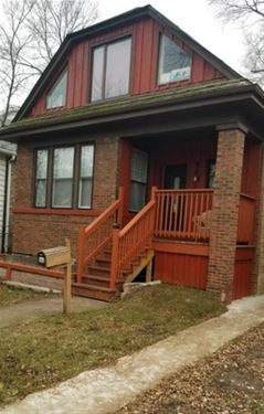 5153 W Carmen, Chicago, IL 60630 Jefferson Park