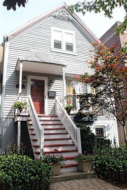 3339 N Hoyne, Chicago, IL 60618 Roscoe Village