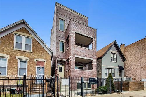 2435 W Augusta Unit 1, Chicago, IL 60622 Humboldt Park