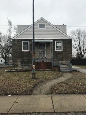 783 Campbell, Calumet City, IL 60409