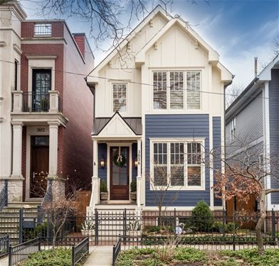 3856 N Paulina, Chicago, IL 60613 West Lakeview
