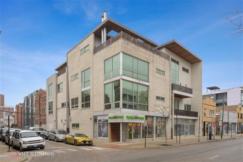 1555 W Pearson Unit C, Chicago, IL 60642 Noble Square