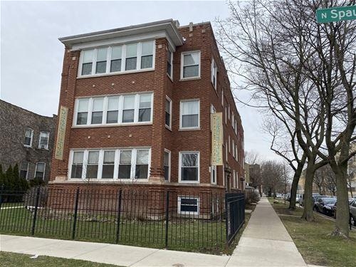 3307 W Ainslie Unit 2, Chicago, IL 60625 Albany Park