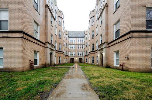 6319 N Artesian Unit 1W, Chicago, IL 60659 West Ridge