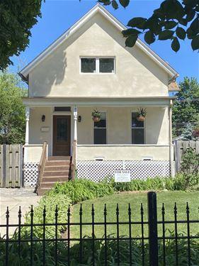 1933 Wesley, Evanston, IL 60201
