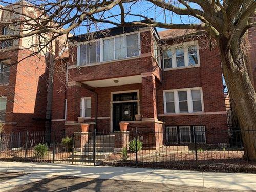 5213 S Ingleside Unit 2R, Chicago, IL 60615